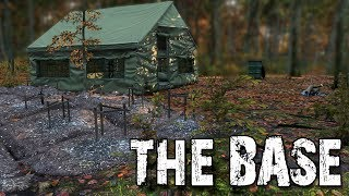 BUILDING THE BASE! - DayZ Standalone EP2