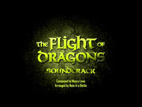 The Flight of Dragons Soundtrack - Inspire a Quest