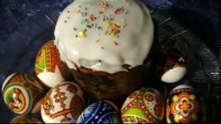 Глазурь без яиц! Глазурь для куличей и не только! / Icing without eggs!