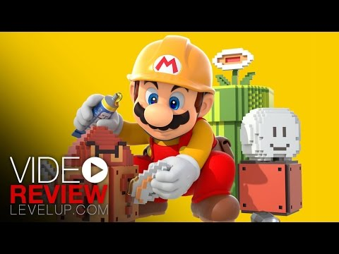 VIDEO REVIEW: Super Mario Maker
