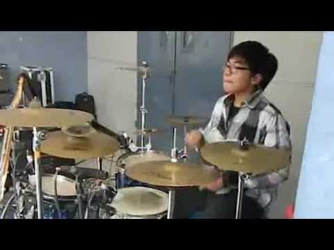 Topeng drummer by dhika