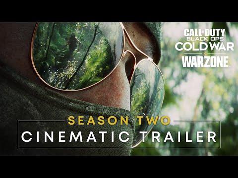 Bande-annonce cinématographique de la saison deux |  Call of Duty®: Black Ops Cold War & Warzone ™