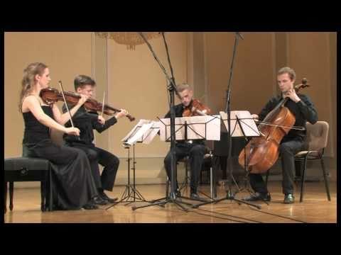 "Philip Glass - String Quartet No.2 ""Company"" (full version) by ReDo String Quartet"