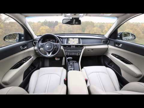 2017 Kia Optima Hybrid In Depth Review Interior Exterior