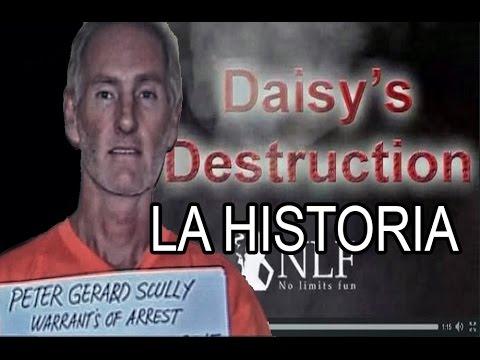 "La historia de Peter Gerard Scully - Creador de ""Daisy's Destruction"