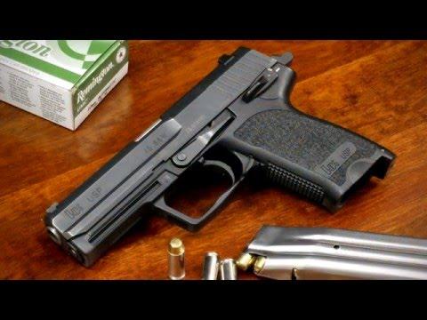 4K Shooting: HK USP 10mm - two great tastes that taste great together