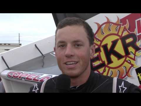 5-hour ENERGY Knoxville Nationals: Colby Copeland