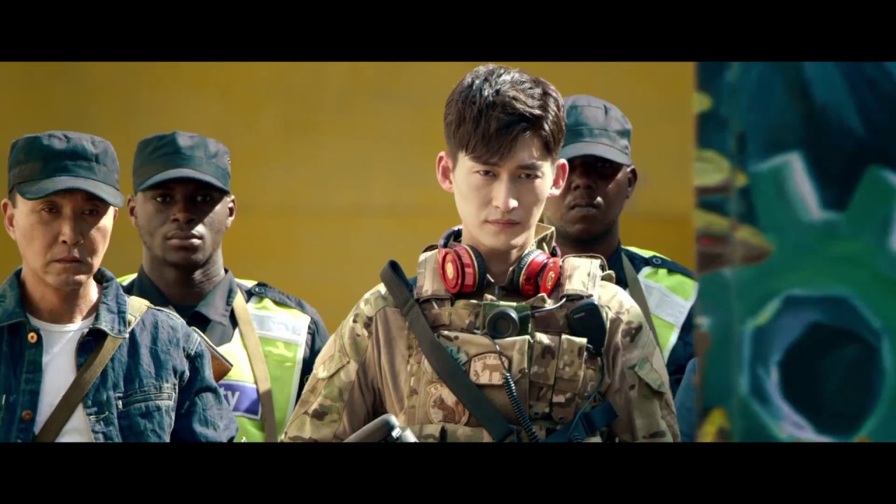 Wolf Warrior 2 2017 Official Trailer Hd Youtube