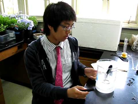 Freezing Point Depression Of Water With Magnesium Chloride