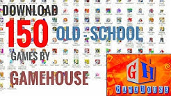 GameHouse games collection download for free
