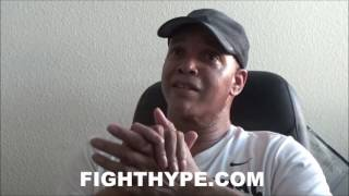 VIRGIL HUNTER GIVES EPIC TAKE ON WHY MAYWEATHER WILL STOP MCGREGOR; ADVISES CORNER TO BE HUMANE