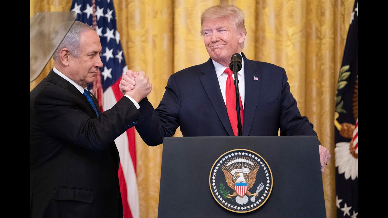 'Steal Of The Century'  Trump's Palestine Israel Catastrophe Documentary   Episode 1/