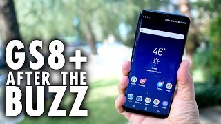 Samsung Galaxy S8+ After the Buzz: Like it never left!