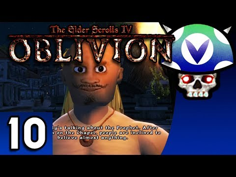 [Vinesauce] Joel - The Elder Scrolls IV: Oblivion ( Part 10 )