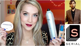 Makeup + Hair Favorites REVIEW! (+movies & podcasts!) Thumbnail