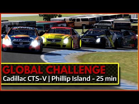 Global Challenge @ Phillip Island iRacing