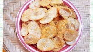 Snack- bim bim Chuối lắc phô mai    cách làm đơn giản ai cũng thích mê   Thanh Tâm Food