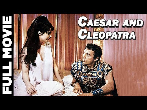 Caesar and Cleopatra Full Movie  Claude Rains,  Vivien Leigh  Hollywood Classics Full Movies