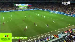 مباراة الجزائر وروسيا  تعليق حفيظ دراجي