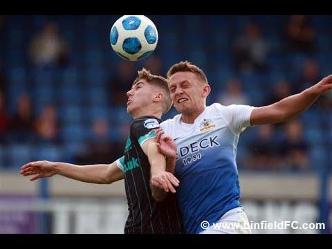 Glenavon Linfield Goals And Highlights