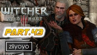 The witcher 3 wild hunt Gameplay Walkthrough Part 43 [1080p HD 60FPS PC ULTRA] - No Commentary
