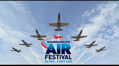 Bournemouth Air Festival announces Breitling Jet Team for 2018!