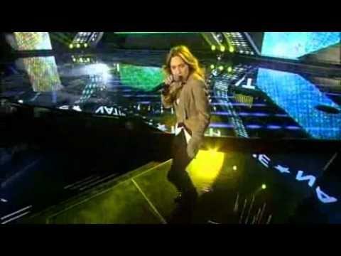 X Factor 4: Nathalie canta