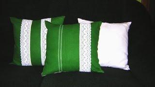 Как сшить чехол на подушку(Хотите сшить чехол на подушку? Красивый декоративный чехол своими руками. http://www.sdelaysam-svoimirukami.ru/1707-chehol-na-podushku...., 2015-10-06T14:57:32.000Z)
