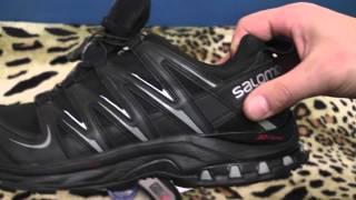 Обзор кроссовок Salomon XA PRO 3D GTX
