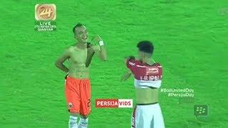 Candaan Riko Simajuntak & Stefano Lilipaly Di Akhir Pertandingan..