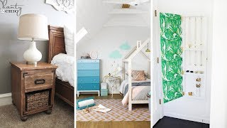 10 DIY Bedroom Furniture Sets You Can Try at Home