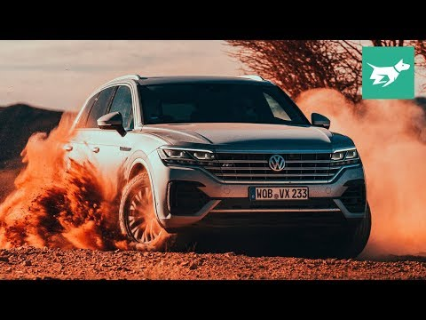 Volkswagen Touareg 2019 Review – Morocco Desert Adventure
