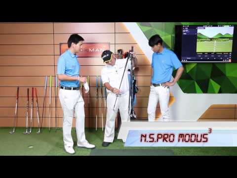 Club Hunter N.S. Pro Modus3 Testing