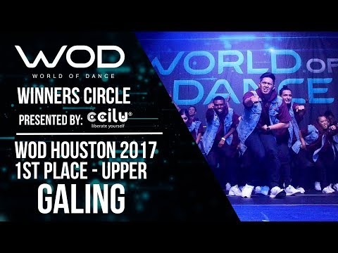 Galing | 1st Place Team Division I Winners Circle | WOD Houston 2017 | #WODHTOWN17