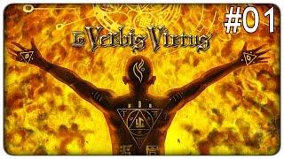 LANCIAMO MAGIE CON LA NOSTRA VOCE In Verbis Virtus Ep 01 ITA