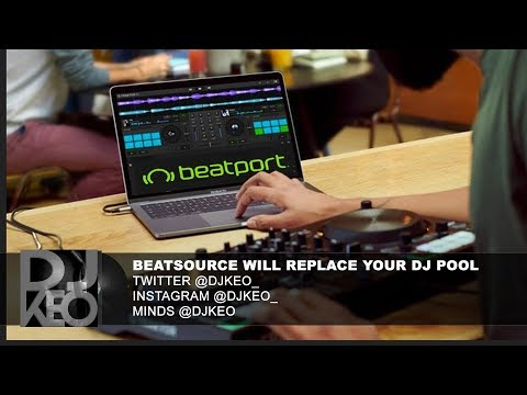 Beatport and DJ City has Launched Beatsource the best DJ Pool ever? Mp3