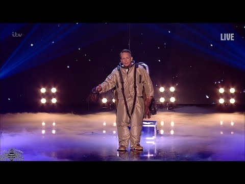 Britains Got Talent 2018 Live Semi-Finals Marty Putz Full S12E14
