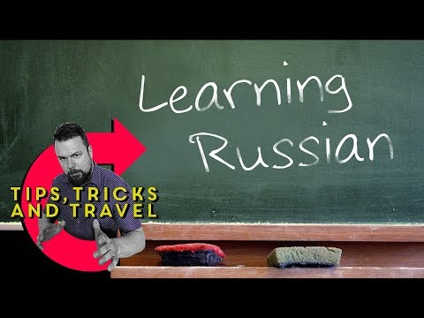 Russia: Tips, Tricks and Travel Learning Russian