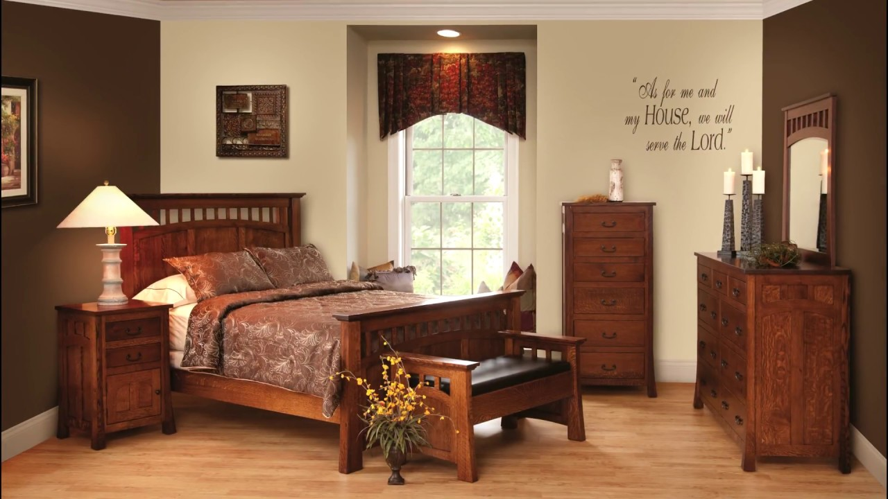 Miller Bedrooms - Amish Made Bedroom Furniture - Millersburg, Ohio ...