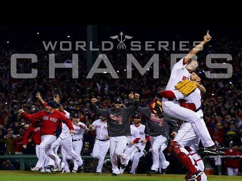 ►Boston Red Sox 2013 World Series Tribute