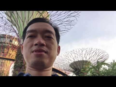 [Vietnam Beautiful Life] Du lịch bụi Tết 2017 : Marina Bay Sands