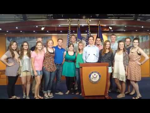 Great Leaders of History 2015 Washington D.C. - HSU Leadership Studies Program