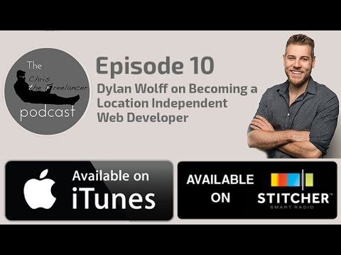 Dylan Wolff on Becoming a Location Independent Web Developer