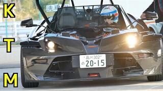 公道を走れるレーシングカー!KTM X-BOWでサーキット走行したよ!( ^ ^ )/