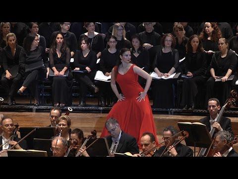Maestro Zubin Mehta, Israel Philharmonic, Ornili Azulay