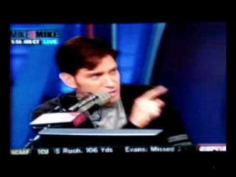 Mike and Mike in the Morning  Greeny RIPS Golic