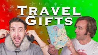 Best Holiday Gift Guide for Travel 2018