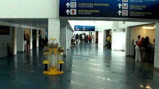Augusto Sandino Aeropuerto (airport) International Airport in Managua, Nicaragua