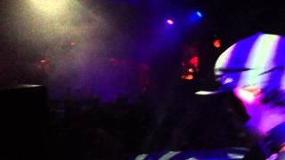 "Shift Key ""Let You Down"" (Borgore live in zurich)"