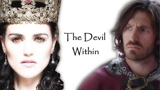 you'll never know what hit you • Gwaine & Morgana [ AU ●Merlin BBC }